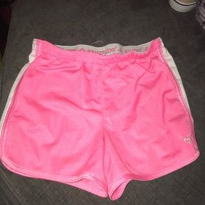 Pink Justice Athletic Shorts